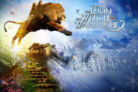 The lion, the witch, and the wardrobe movie