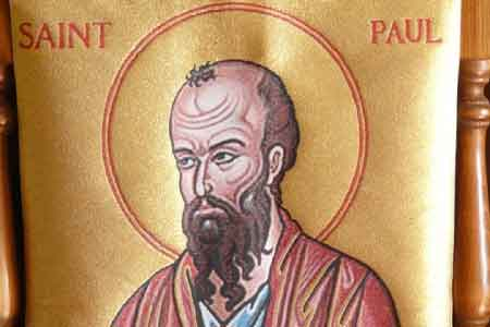 image of the apostle paul