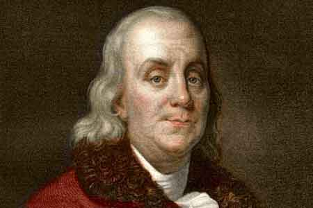 image of Benjamin Franklin