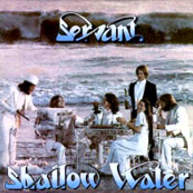 servant shallow water