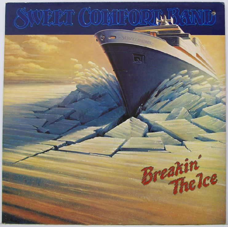 sweet comfort band breaking the ice