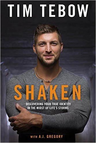 Former NFL Quarterback and college-football star, Tim Tebow recently announced that he is writing a book about keeping your faith during seasons of disappointment.