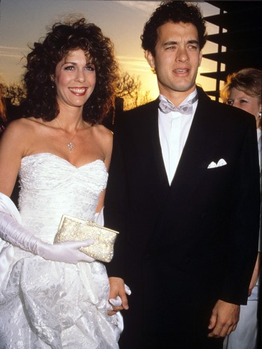 Tom Hanks Marriage